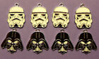 STAR WARS DARTH VADER STORMTROOPER Metal Charms jewellery Party Bags choose no. £1.75 GBP
