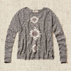 New Hollister Women's Girls Easy Fit Sweater Size XS/S, M/L