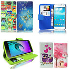 Alcatel Pixi 4 (5'') 3G 5010X Flip Wallet Leather Card Slot Book Case Cover comprar usado  Enviando para Brazil