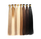 "100% HUMAN INDIA REMY Pre Bonded UTip HAIR EXTENSIONS 18""-22""DOUBLE DRAWN"