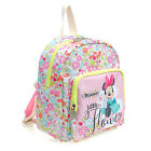 A71.Disney Mickey Mouse Toddler Kid Children Girl Backpack Picnic Field Trip