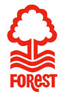 Wall Art Sticker Nottingham Forest FC Vinyl Wall Decal