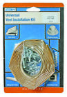 Camco 25013 Universal Vent Install Kit w/Butyl Tape