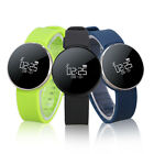 Waterproof Bluetooth 4.0 Smart Wristband Heart Rate Watch Anti-lost for Samsung