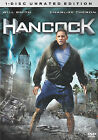 Hancock (DVD, 2008, Unrated Single Disc Version) Brand New