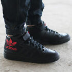 Adidas Originals Forum MID RS XL Strap Black Red Men's Shoes Sneakers S75967 NEW