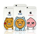 KAKAO FRIENDS POP iPhone 6/6S/Plus Cell Smart Phone Cutie Jelly Case Protector