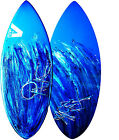 Fiberglass Skimboard, Apex Avac  - Choose Design/Size, For Kids & Adults.