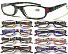L181 Ladies Dotty Pattern Reading Glasses/Small Frame/Super Fashion/Great Value