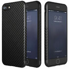 Luxury CarbonFiber Soft TPU Silicone Thin Case Cover for Apple iPhone 5 6 7 Plus