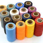 Waxed thread * slipping twine. Upholstery / craft thread hand sewing etc 150D
