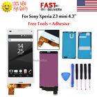 A++ For Sony Xperia Z3 Compact mini D5803 Lcd Screen Display Touch Digitizer