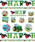 Farm Fun Birthday Party Supplies Party Decoration Tableware