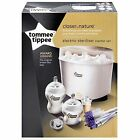Tommee Tippee Closer to Nature Electric Baby Feeding Bottle Steriliser Kit