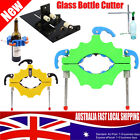 Glass Bottle DIY Cutter Wine Bottles Jar Cutting Machine Recycle Tool Set E-MALL