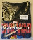 Marvel Collector Corps Exclusive Captain America Civil War Size L T-shirt New