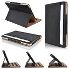 Luxury Magnetic Leather Wallet Smart Flip Case Cover For Apple iPad PRO 12.9
