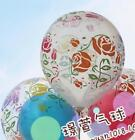 10PC Transparent Latex Balloons Wedding Decoration Party Birthday