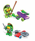 Teenage Mutant Ninja Turtles Mega Bloks Half Shell Heroes - Raph or Donnie NEW