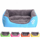 5 Color Pet Dog Cat Bed Puppy Cushion House Pet Soft Warm Kennel Dog Mat Blanket