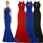 New Long Bridesmaid Ball Prom Gown Formal Evening Party Cocktail Maxi Dress