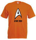 T-shirt Star Trek James T. Kirk Logo vari colori