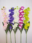 Artificial Simulation Flowers Pink /White/purple/Green Home Decor Brand New 92cm