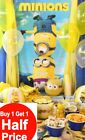 Buy 1 Get 1 50% Off (Add 2 to Drag) Minions Despicable Me Party Favor Many Items