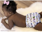 KaWaii Baby One Size Heavy Wetter Goodnight Cloth Diaper 1 Bamboo Insert Pocket