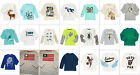 NEW GYMBOREE CRAZY 8 boys long sleeve tee top size 4 5 6 7 8 fall winter spring