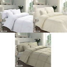 Duvet Cover Set With Pillow Cases Bed Quilt Cover Set Single Double King Hamlet
