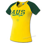 Cricket Australia 2016 Ladies AUS T-Shirt Sizes 8 - 20