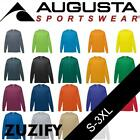 Augusta Sportswear Mens Wicking Long-Sleeve T-shirt. 788