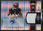 2012 Topps Finest Pulsar Refractor Mohamed Sanu Auto 2 Color Patch # 14/25 RARE