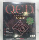 Q.E.D. Level Creator For Quake (PC) Game Sealed In Original Packaging