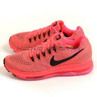 Nike Wmns Zoom All Out Low Hot Punch/Black-White Breathable Running 878671-601