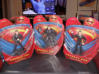 "MAN OF STEEL 3 General Zod Movie Masters 6"" action figures"