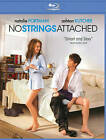 No Strings Attached (Blu-ray Disc, 2013, 2-Disc Set) - NEW!!