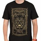 Authentic CLUTCH All Seeing Owl Band T-Shirt NEW Size 2XL