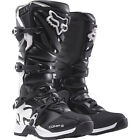 NEW FOX Racing Comp 5 Black White Womens MX Boots Motocross Offroad Dirtbike