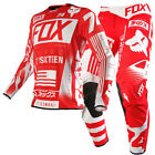New FOX Racing MX 2016 FLEXAIR UNION Red Adult Motocross Jersey Pants Outfit