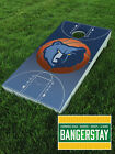 Premium Vinyl Decal Wraps (2) for Cornhole Bags Game- Memphis Grizzlies (MG2) on eBay