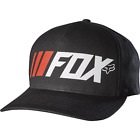 FOX RACING MXON MX OF NATIONS CREO BLACK FLEXFIT FLEX FIT HAT CAP LID MENS ADULT