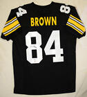 Antonio Brown Autographed Jersey Authentic