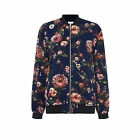 Warehouse Floral Bomber Jacket Sizes 6/8/10/12 RRP £55
