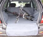 Subaru XV Extended Boot Liner with extra options - Made to Order in UK