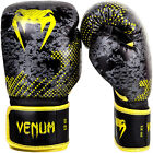 Venum Tramo Limited Edition Boxing Gloves (Black/Yellow)