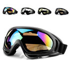Goggles Snowboard Motorcycle Frame Glasses Glasses Ski Dustproof Sunglasses J