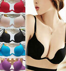 New Ladies Strapless Invisible Straps Halter Neck Backless Push up Bra Underwear