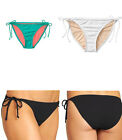 NEW ATHLETA Women's Swimsuit Solid String Bottom lots of color size XL